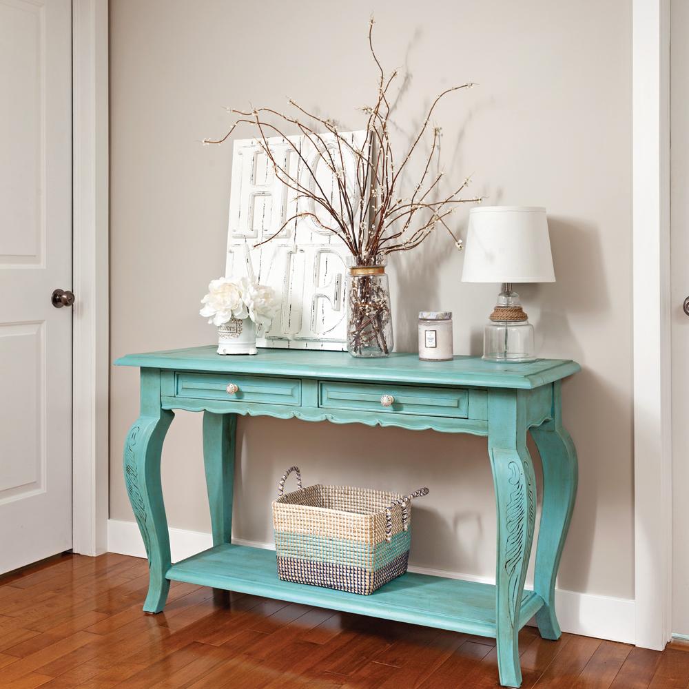 meuble shabby chic et décoration d'intérieur