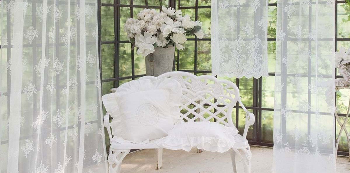 categorie rideau shabby chic